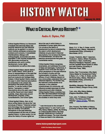 HWP Brief